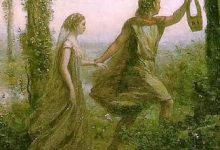 """Photo of Efsane; """"Orfeus'un Ölüler Ülkesinden Dönüşü"""