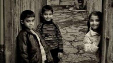 """Photo of Burhan Perkgöz Hikayelerinden; """"Çocukluğum"""""""
