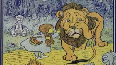 """Photo of Oz Büyücüsü VI. Bölüm; """"Korkak Aslan"""""""