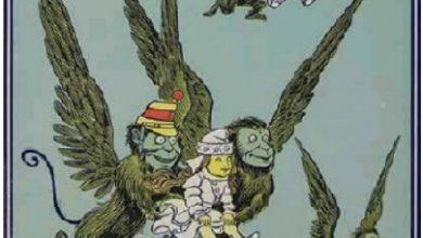 """Photo of Oz Büyücüsü Hikayesi XIV. Bölüm; """"Uçan Maymunlar"""""""