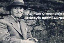 """Photo of BİR HİKAYE OKU; """"AÇLIKTAN ÖLMEMENİN ÇARESİ"""""""