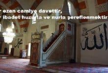 """Photo of Dini Hikaye; """"Camii ve Huzur"""""""