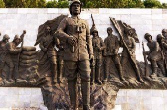 Photo of Çanakkale Savaşı Anılarından; Conkbayırı Anıtı ve Mezarlığı