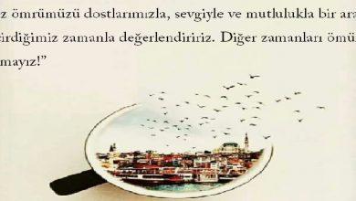 """Photo of Bilgelik Hikayelerinden; """"Ömürden Saymayız"""""""