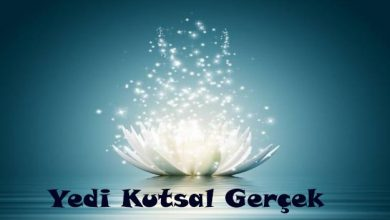 """Photo of """"Yedi Kutsal Gerçek"""" Hikayesi"""